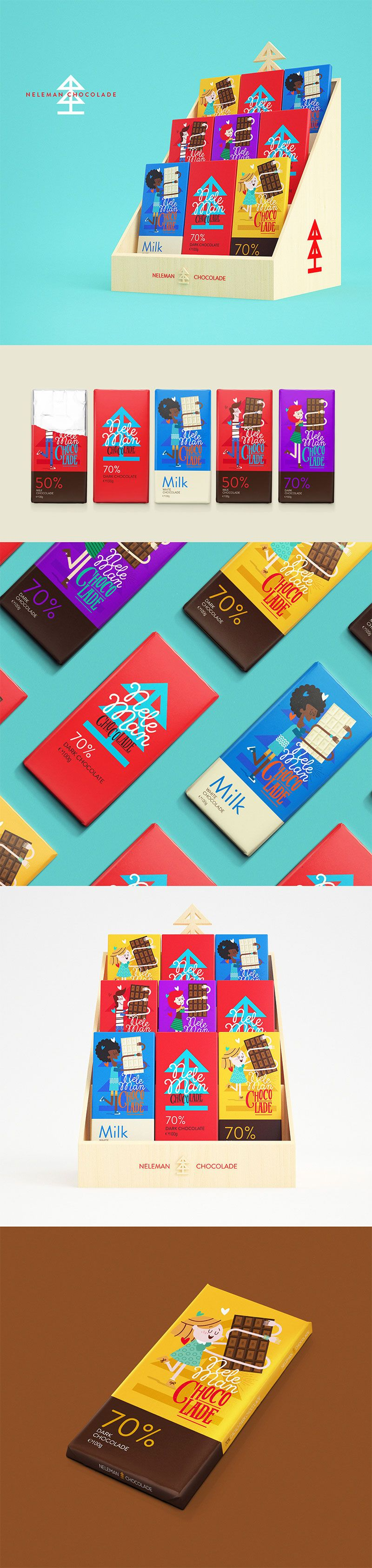 Neleman's Chocolade by Sweety & Co
