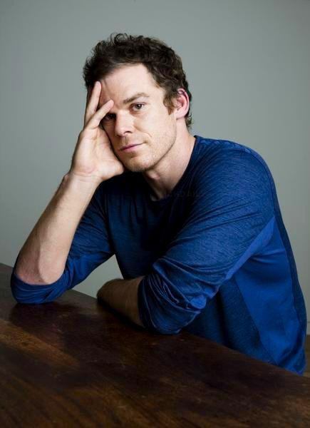 Michael C Hall Dexter Hot