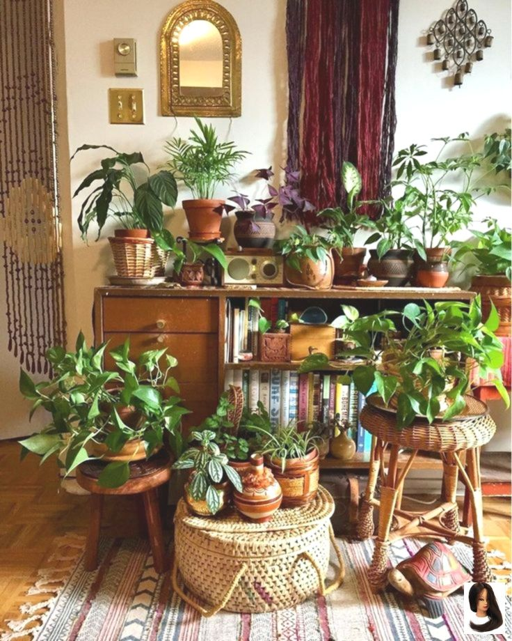 Decor Plants Gl Porcelain Pottery