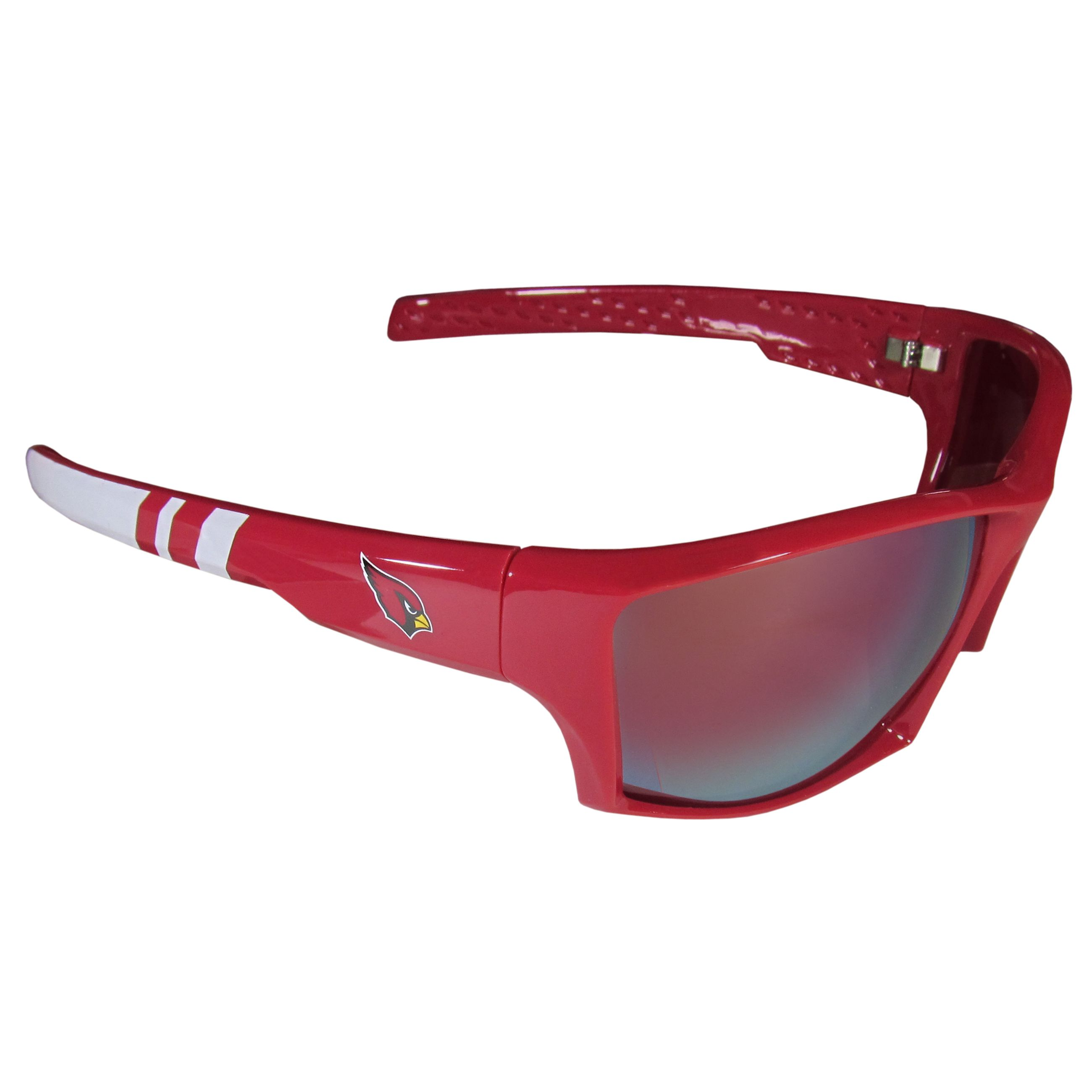 Arizona Cardinals Edge Wrap Sunglasses Arizona cardinals