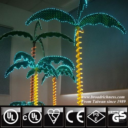 7ft LED Rope Light Palm Tree,rope Light Palm Tree,palm Tree,Christmas