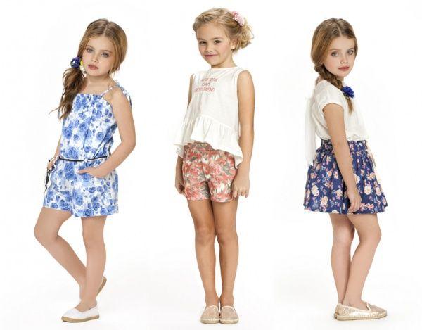e0229391a estampas para nenas by Nucleo nenas verano 2016 – MiniLook   costura ...