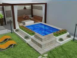 Terrazas 77 ideas que te volver n loca piscinas for Piscina mund