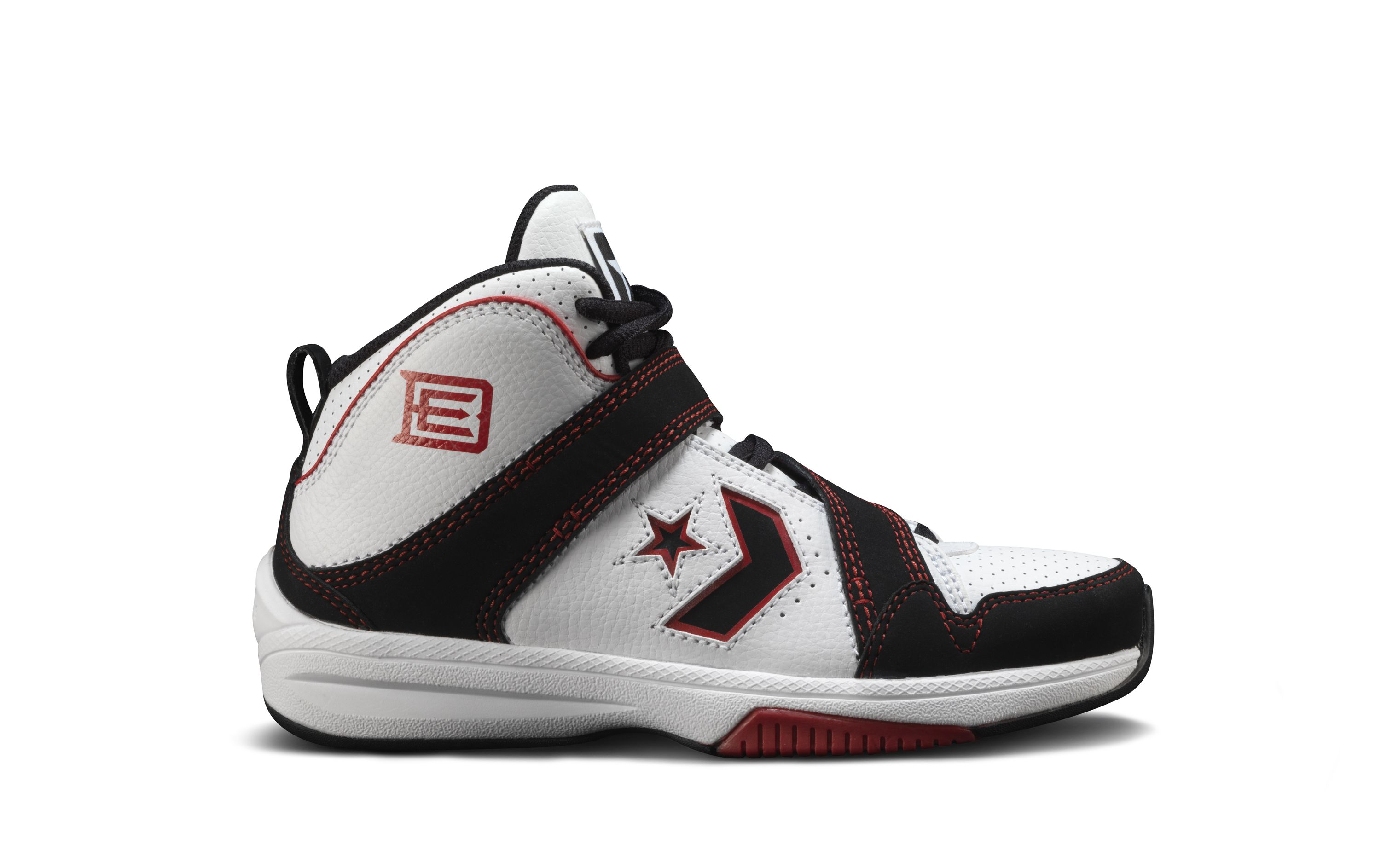 Converse and Elton Brand Introduce the EB2 Signature Shoe to