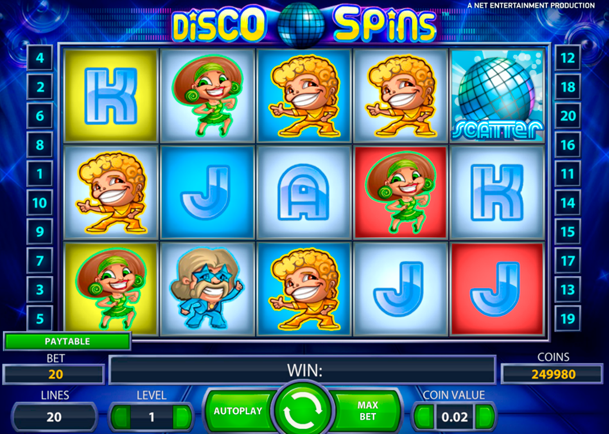 Spiele Disco Nights - Video Slots Online
