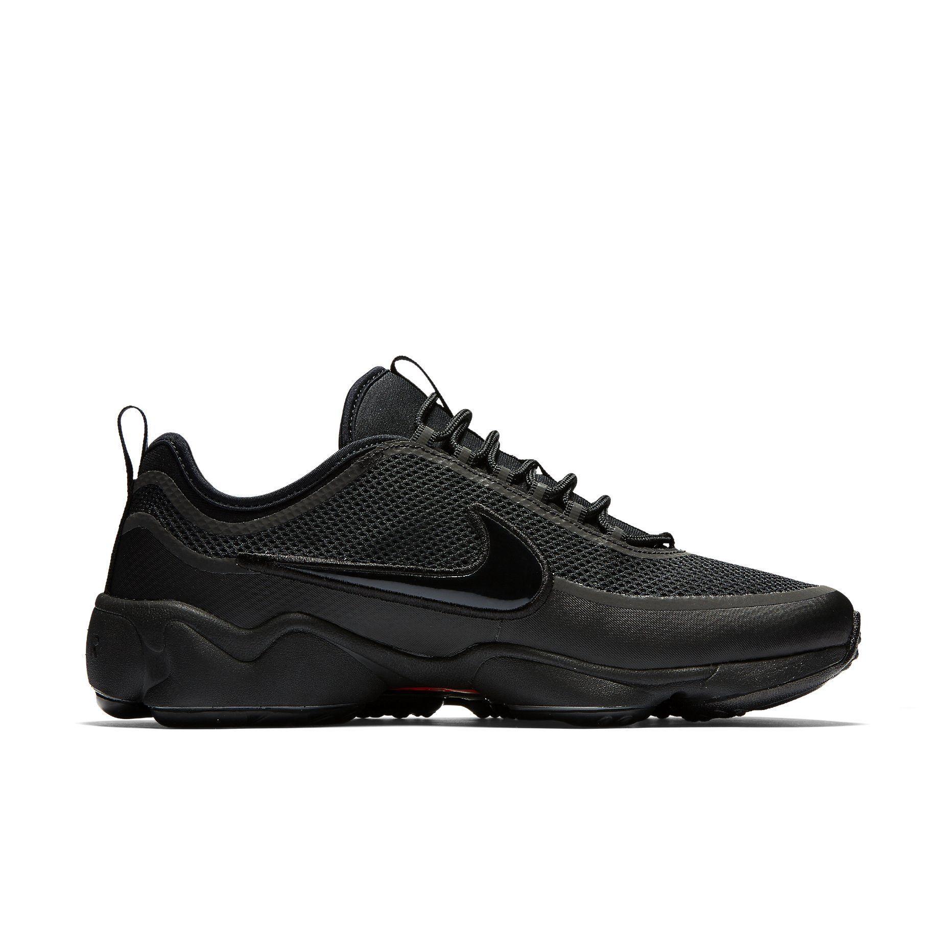 Nike Air Zoom Spiridon Ultra ( Black Black Bright Crimson ) 91fcf7c436bae