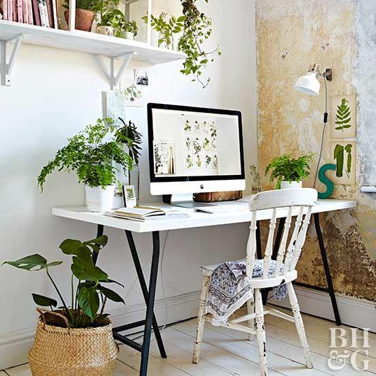 Organiser Et Amenager Un Espace De Travail Idees Pour La Maison
