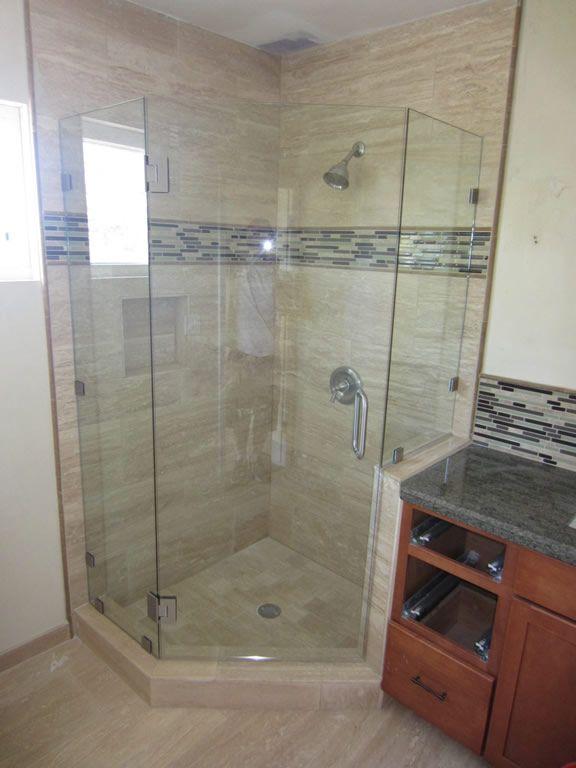 Neo Angle Shower Enclosures Google Search Bathroom Renovation