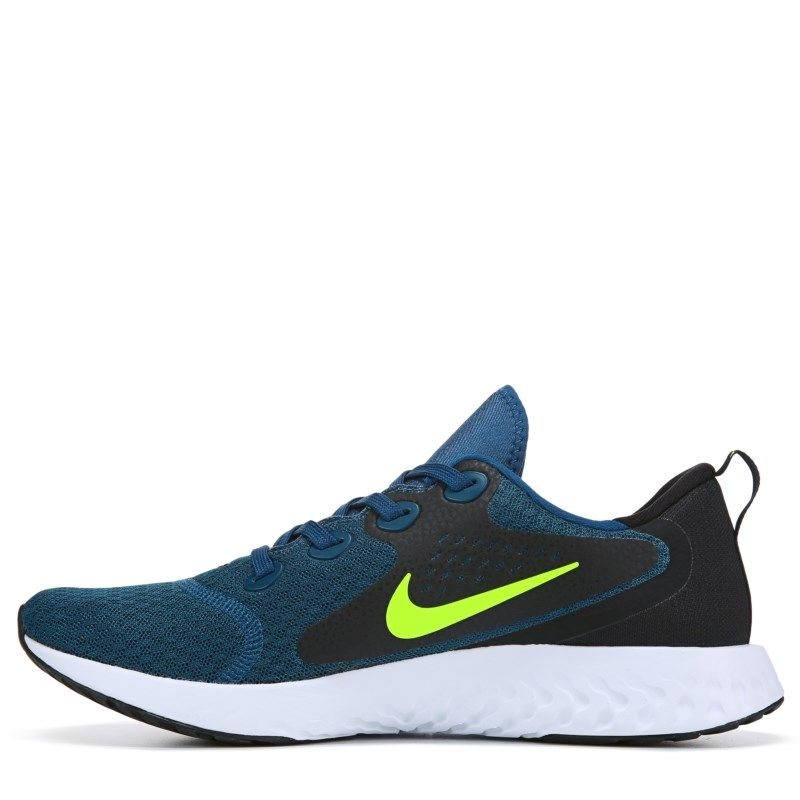 f62cbd0f0e8 Nike Men s Legend React Running Shoes (Blue Volt Black) in 2019 ...