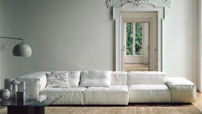 Living Divani Neowall Sofa | ⫸ HOME DECOR ⫷ | Pinterest