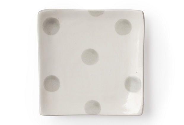 Canapé Plate