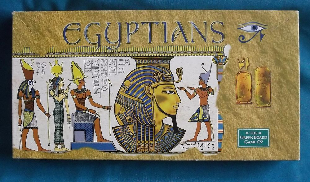Egyptians Board Game Family Fun Key Stage 2 History Curriculum ...