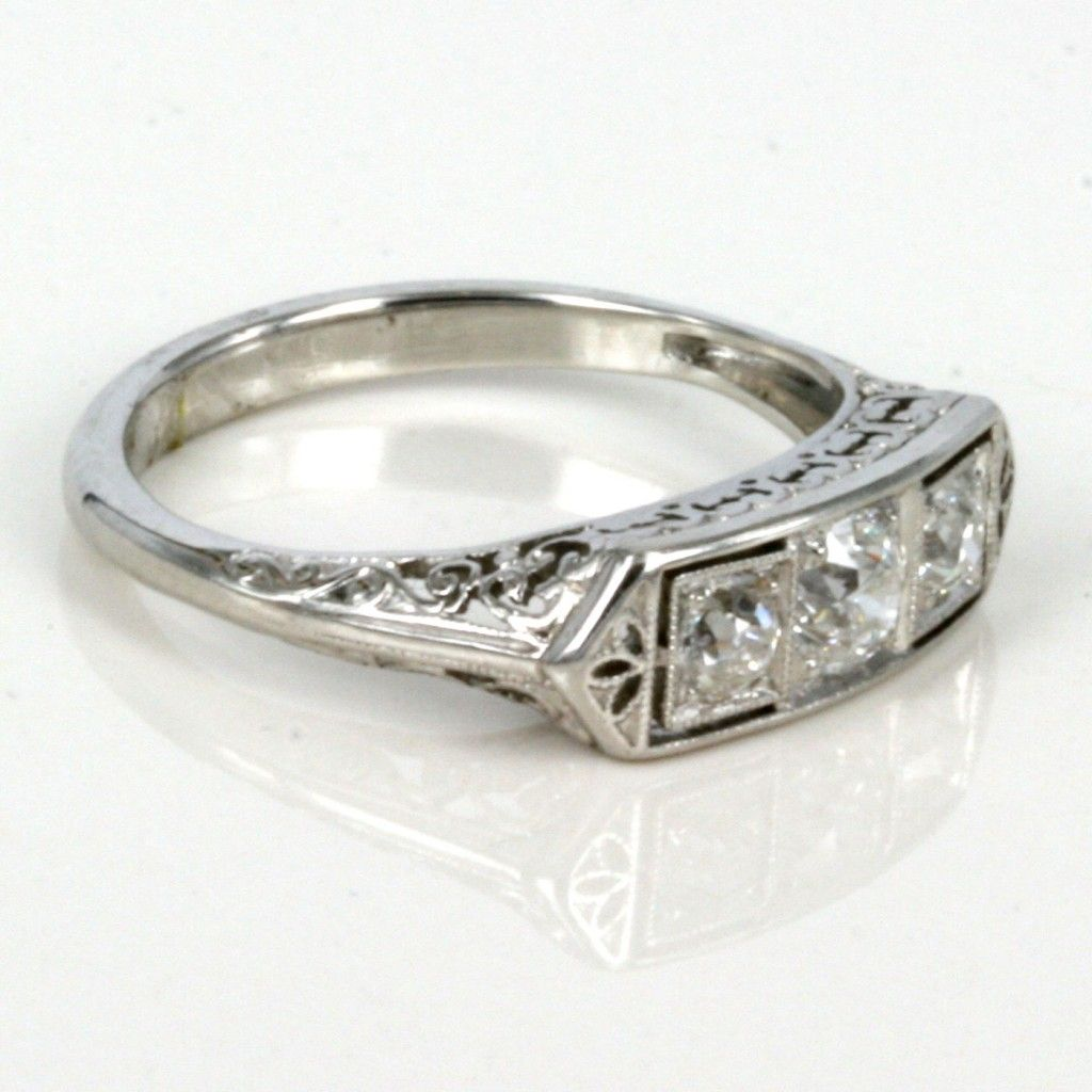 1920s art deco engagement rings my ring finger. Black Bedroom Furniture Sets. Home Design Ideas
