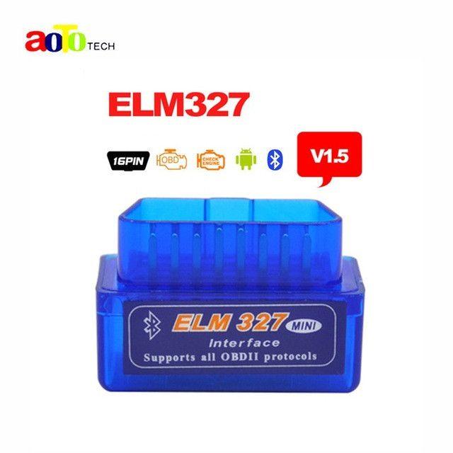 ท ม ค ณภาพส งซ เปอร ม น Elm327บล ท ธv1 5 Obd2อ านรห สอ ตโนม ต ขนาดเล ก327รถอ นเตอร เฟซการว น จฉ ยelm 327บล ท ธ Coding Mini Super Mini