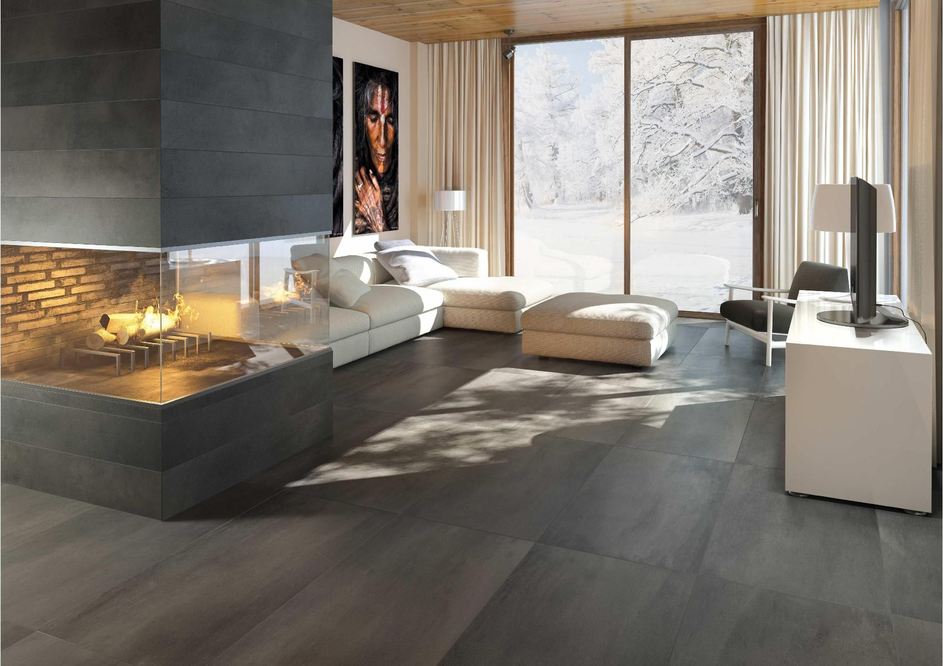 Let Your Flooring Speak For Itself With Our Cisa Ceramiche