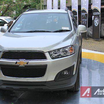 First Impression Review Chevrolet Captiva Facelift 2014 2wd Chevrolet Captiva Chevrolet Captiva