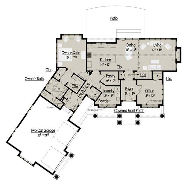 House Plans Cottage Floor Plans Floor Plans Basement House Plans