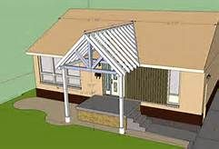 Porch Overhang Design Bing Images Front Porch Design House With Porch Building A Porch