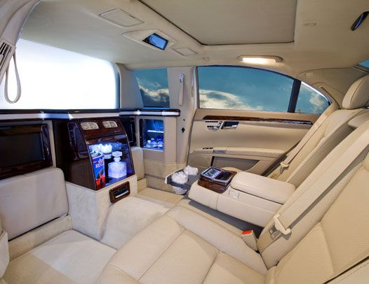 Mercedes Limousine Manufacturer Usa Limousine Interior