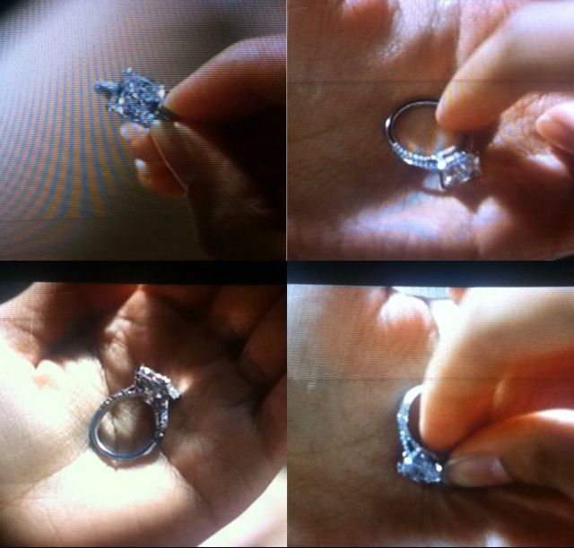 Love Andrew Jacobys Grandmother S Engagement Ring From Princess