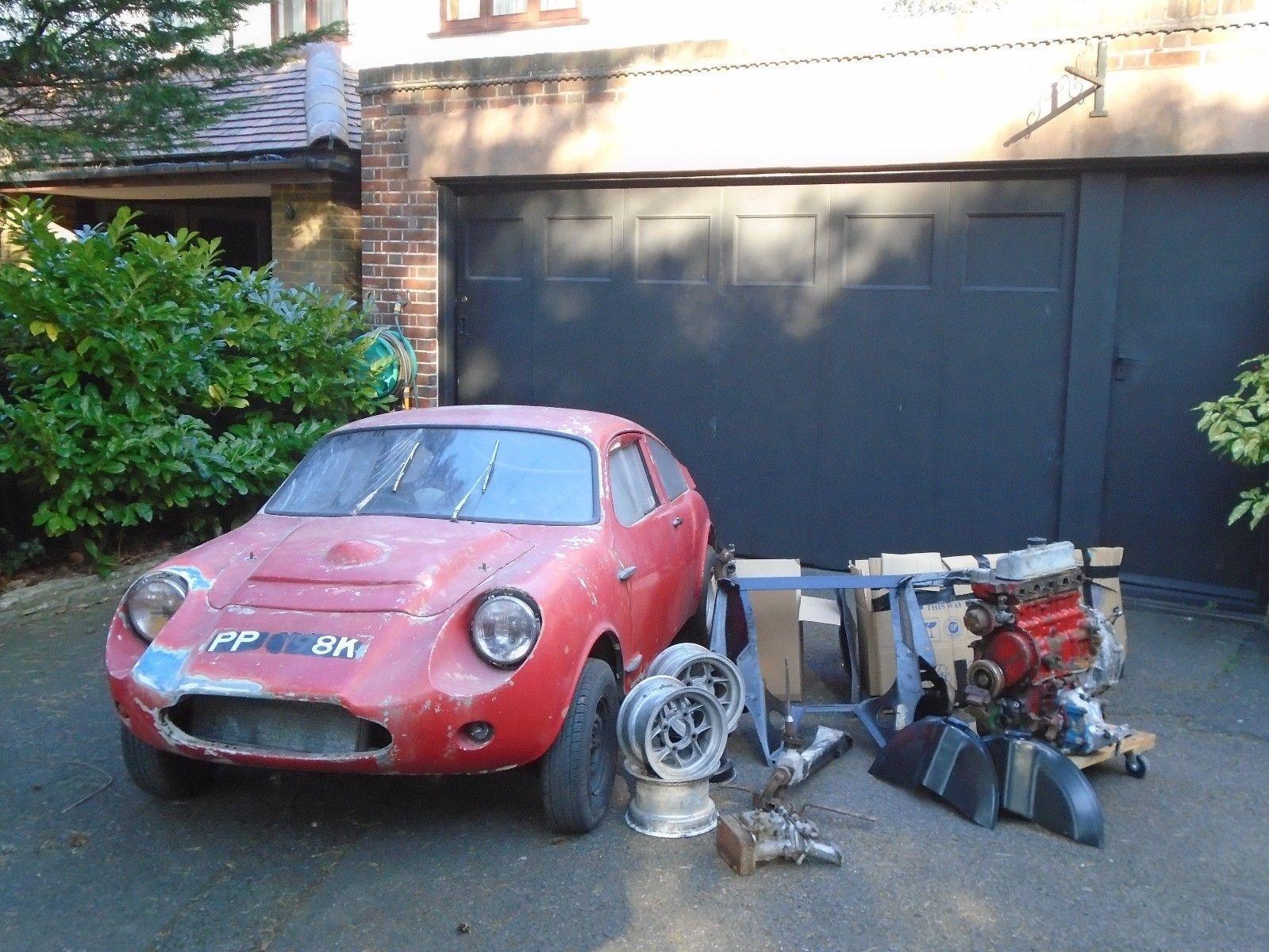 eBay: Amazing Mini Jem MkI 1275 Racing Car Barn Find for Resto ...