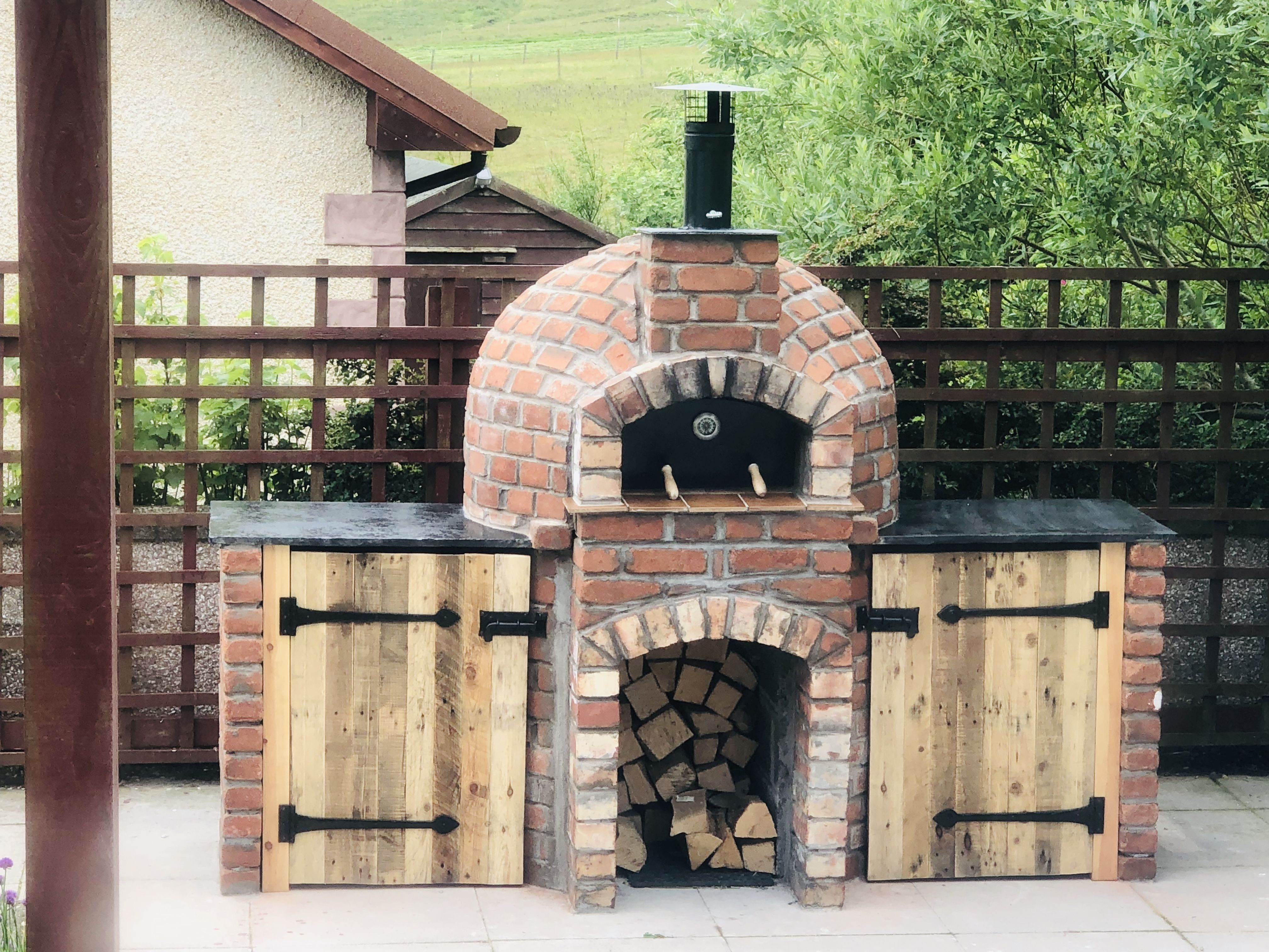 Diy pizza oven kits diy pizza oven pizza oven outdoor