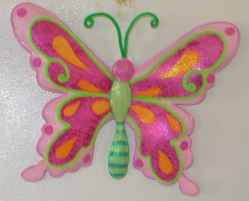 Molde de mariposas en foami - Imagui | mariposas | Pinterest ...