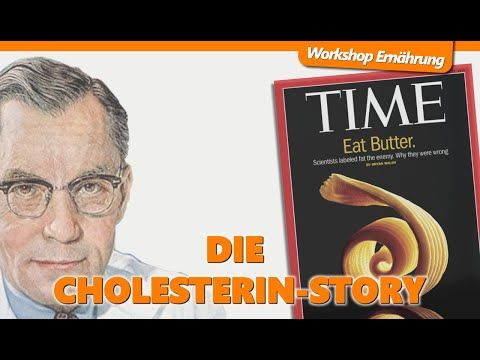 FETT (4/6): Die Cholesterin-Story | Workshop Ernährung - YouTube