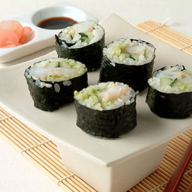 Top 10 Savory Sushi Recipes