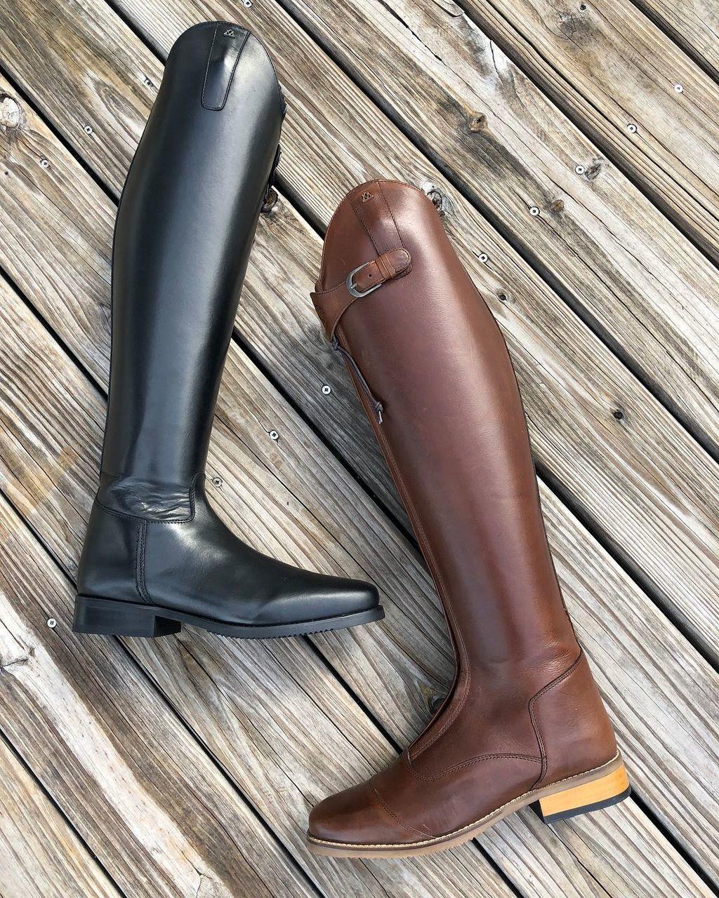 f1b991728b0a Mountain Horse Serenade Dressage Boots - Black - Centerline Style Equestrian  Boutique