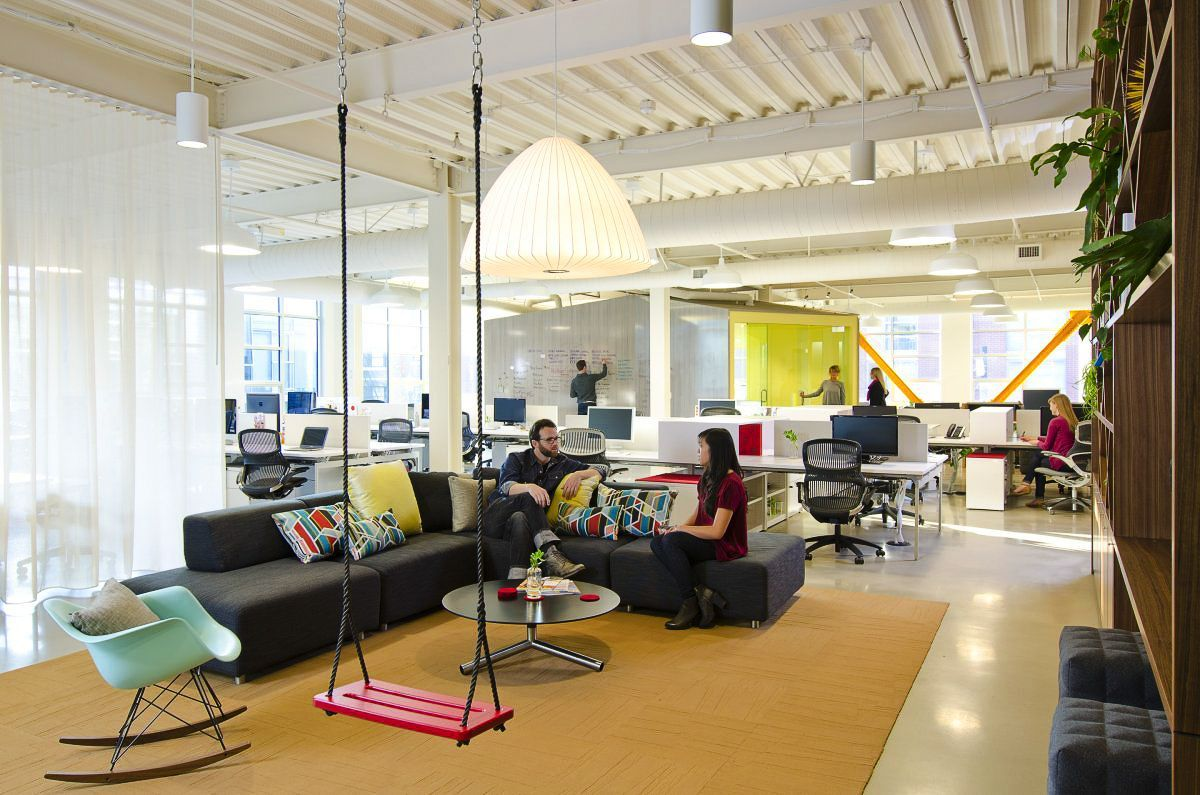 Cool Office Designs 8 amazingly cool office designs! | office designs, office spaces