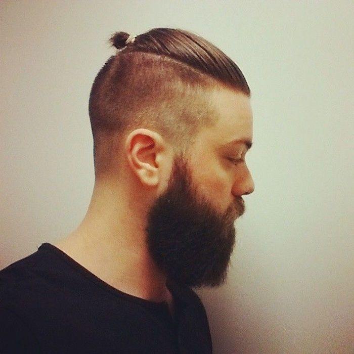 Coupe a faire sur cheveux long homme