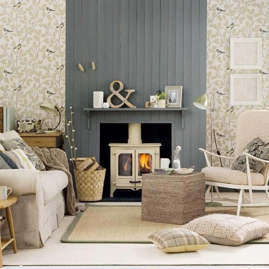 14 Creative Ideas For Decorating A Non Working Fireplace Country
