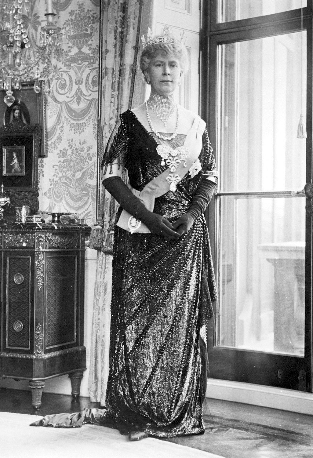 Queen Mary in 1926