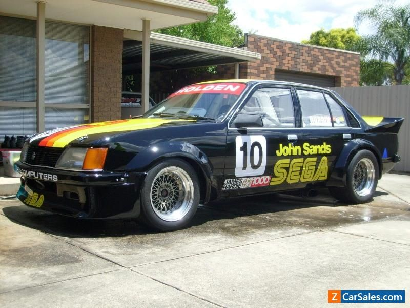 GROUP C RACECAR REPLICA VH COMMODORE JOHN SANDS #holden ...