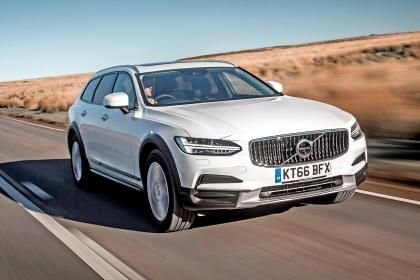 New Volvo V90 Cross Country T6 2017 Review