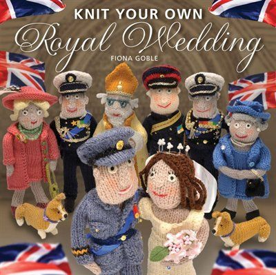 Knit Your Own Royal Wedding      List Price	$21.00  Online Price	$ 15.96  Member Price (Learn More)	$ 15.16