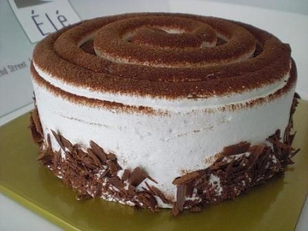 Tiramisu Cake Recipe wedding cake Pinterest Tiramisu