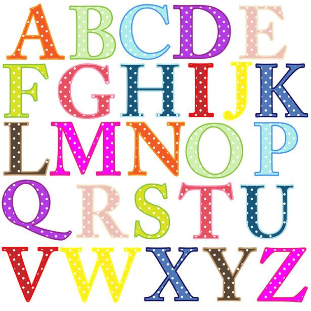 Public Domain Clip Art  Alphabet Letters ClipArt Free Stock Photo