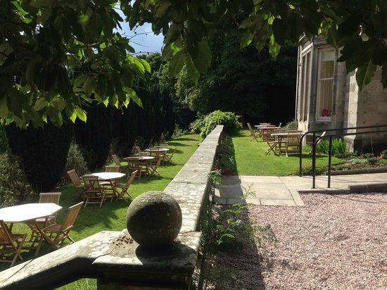 Taypark House Cafe, place for some afternoon tea and a small lunch
