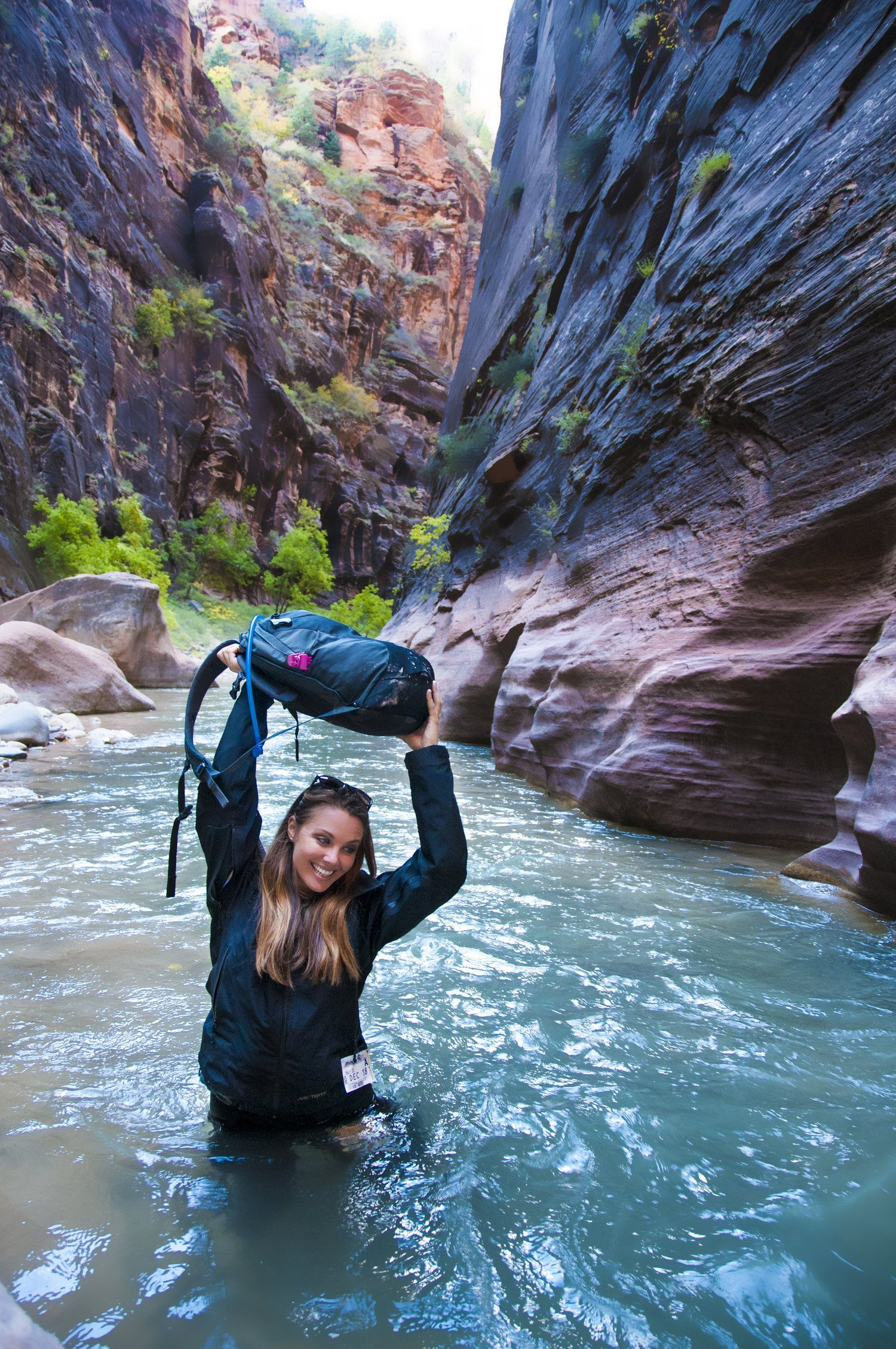 Hike the Narrows-- A First Timer's Guide To Zion — ONCE ...