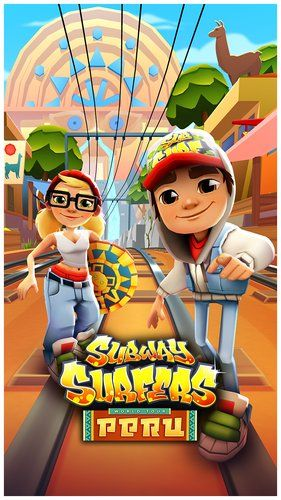 Subway Surfers Apk Download Free Arcade Game For Android Apkpure