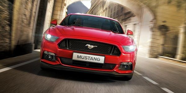 Ford India Today Launched Its Much Awaited Muscle Car Aka Ford