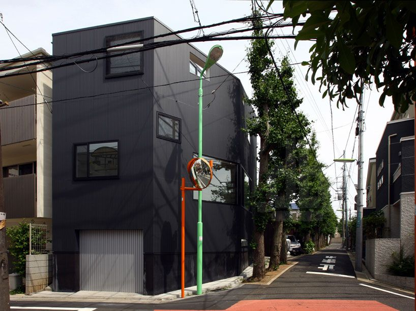 10 Japanese Micro Homes That Redefine Living Small | Architects, Building  Architecture And Architecture Photo