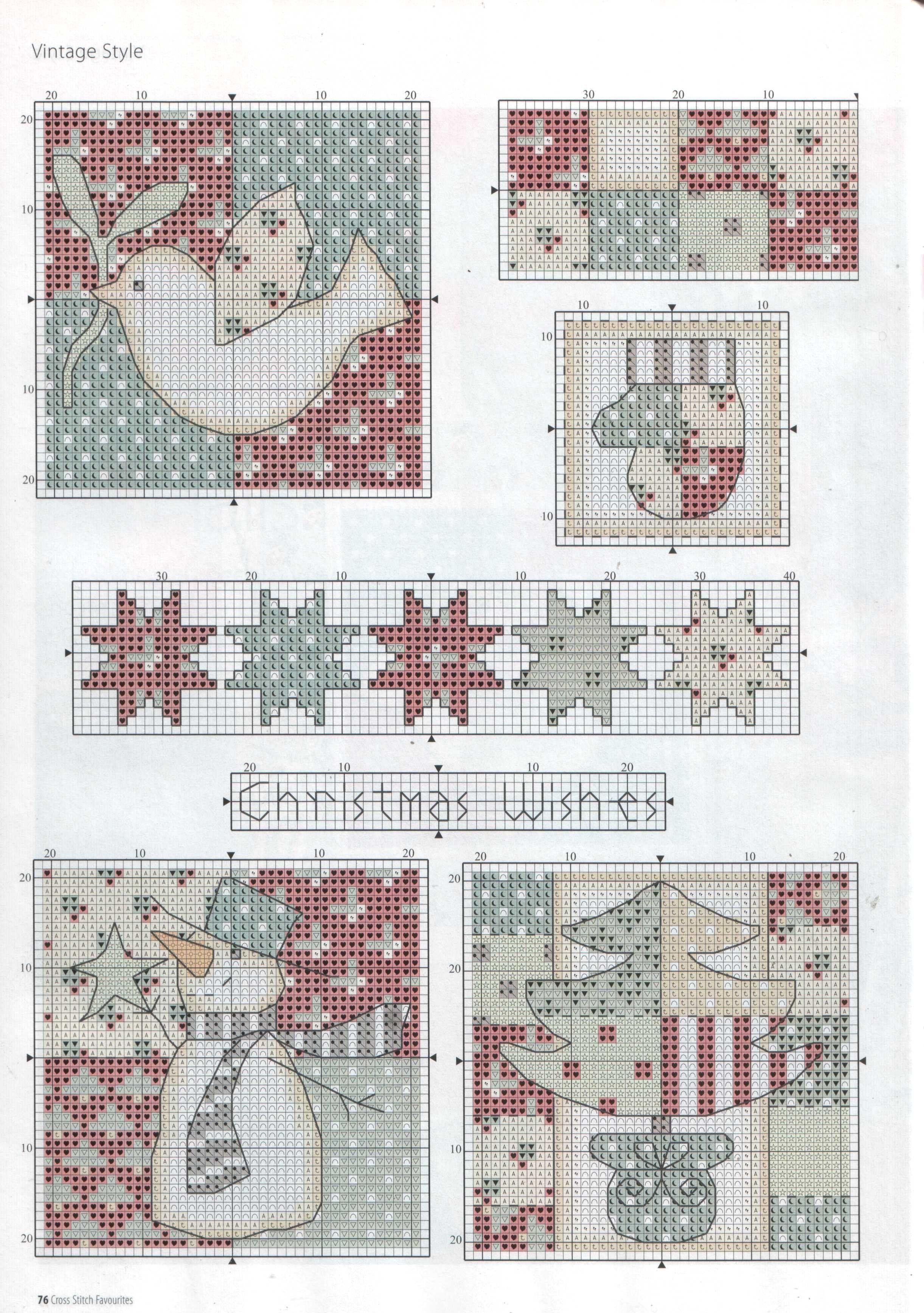 imgbox - fast, simple image host | Navidad | Punto de cruz navidad ...
