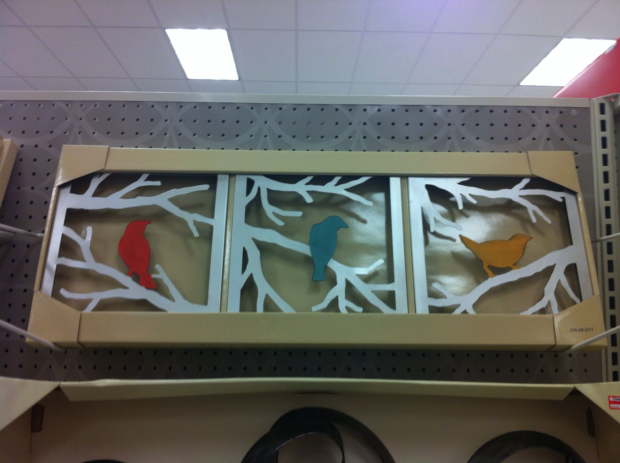 bird metal wall art target