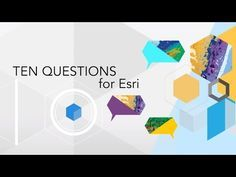 Ten Questions for Esri: 3D Expert