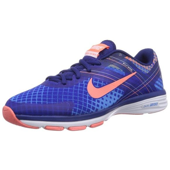 Nike Womens Dual Fusion TR 2 size 8