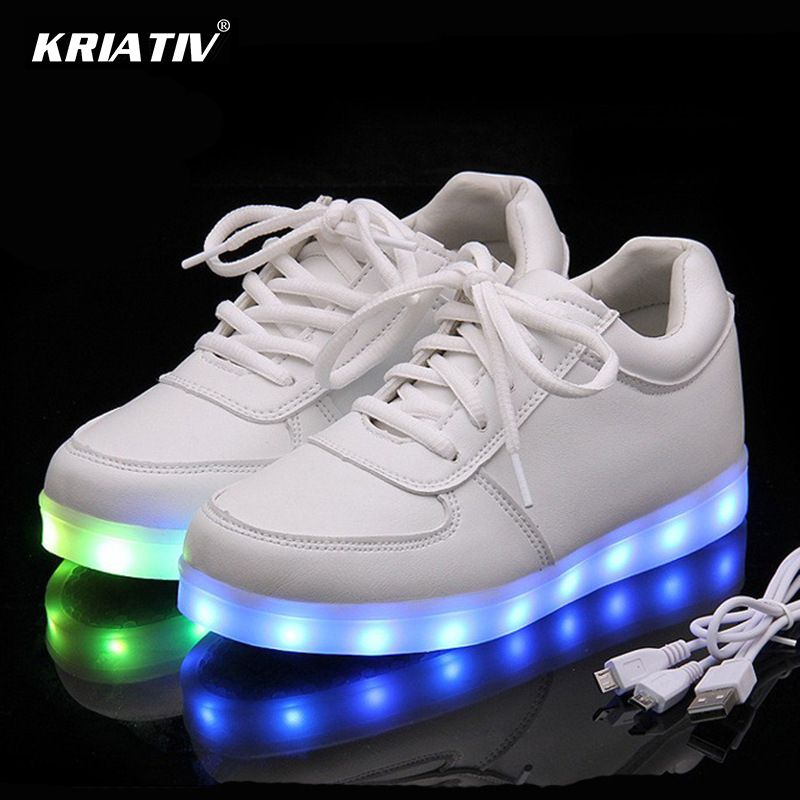 Cool KRIATIV USB Charger Lighted shoes