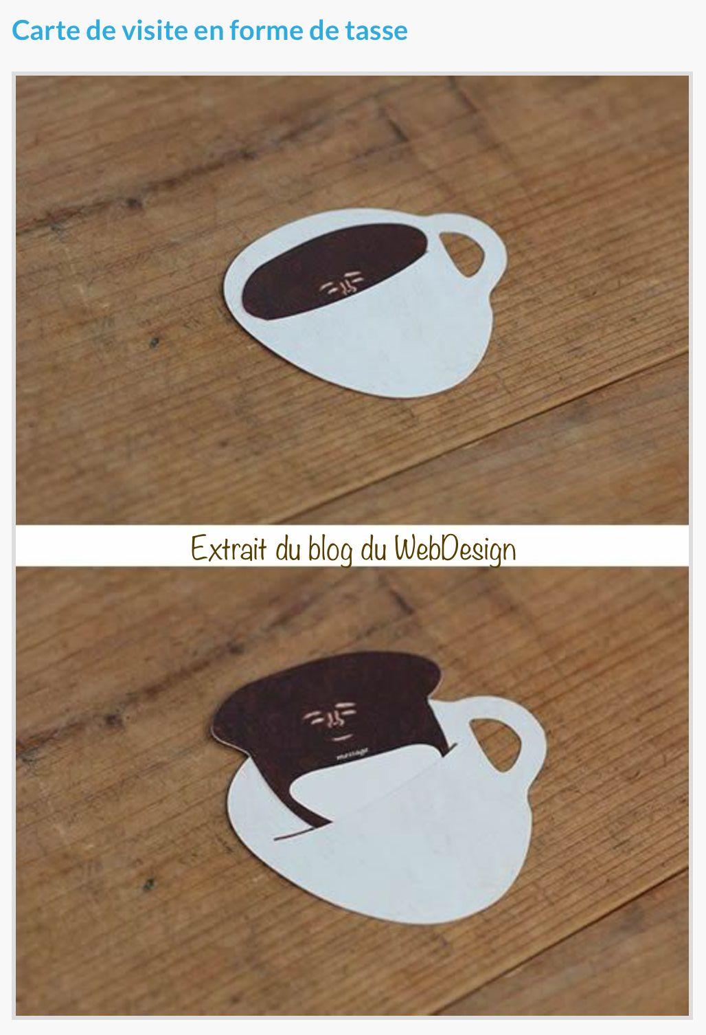 Unique Business Cards Free Card Design Maker Coffee Shop Branding Visiter